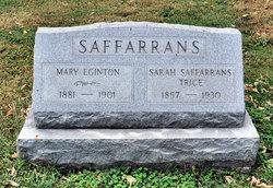Mary Eginton Saffarrans