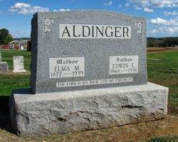 Edwin L Aldinger