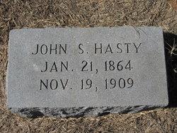 John S Hasty