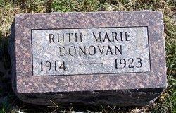 Ruth marie donovan