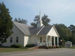 Pauley Swamp Baptist Church Cemetery