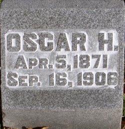 Oscar Hayden Mercer