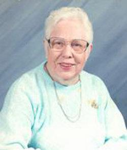 Margaret <I>Calkins</I> Barnhart