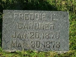 Freddie Gardner