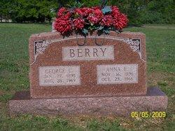 Anna E. <I>Meloy</I> Berry