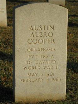 Austin A Cooper