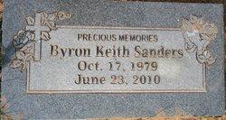 Byron Keith Sanders