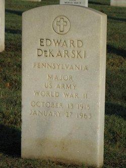 Edward Dekarski