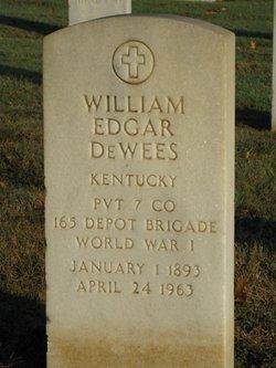 William Edgar Dewees