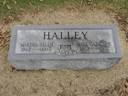 "Mary Catherine ""Mollie"" Halley"