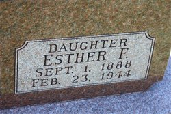 Esther F Gaitskill