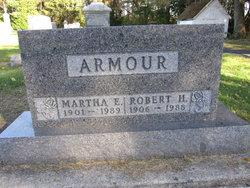 Martha E Armour