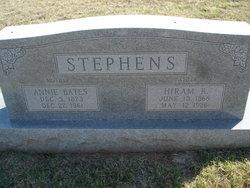 Annie L. <I>Bates</I> Stephens