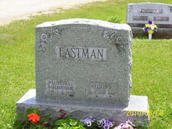 Nellie May <I>Dillingham</I> Eastman