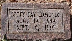 Betty Fay Edmonds