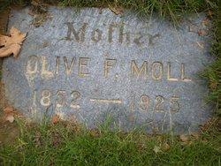 Olive F. <I>Knapp</I> Moll