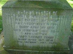 Jane Stuart <I>Todd</I> Grasett