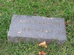 James B. Baldwin