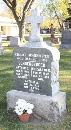 Cecilia E. Schoenberger