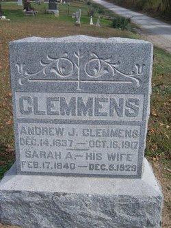 Andrew J Clemmens