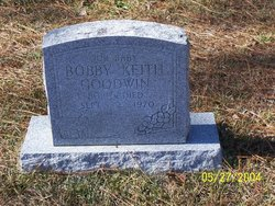 Bobby Keith Goodwin