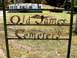 Old James Cemetery
