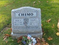 Nellie June <I>Baur</I> Chimo