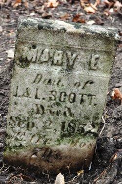 Mary E Scott