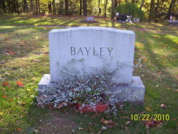 Calvin R Bayley