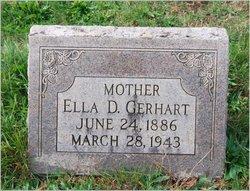 Ella D Gerhart