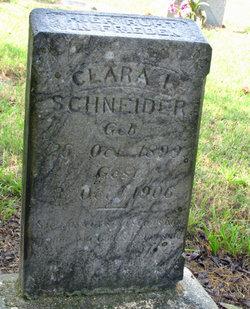 Clara L. Schneider