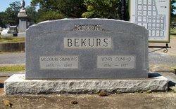 Henry Conrad Bekurs