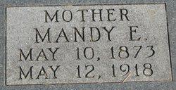 Mandy Elizabeth <I>Thomas</I> Starnes