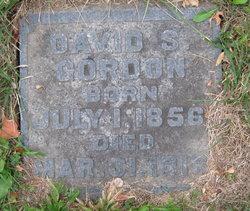 David Scott Gordon
