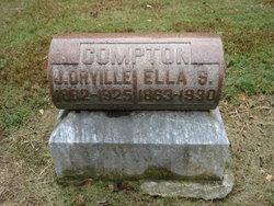Ella <I>Steddom</I> Compton