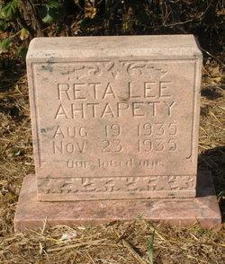 Reta Lee Ahtapety