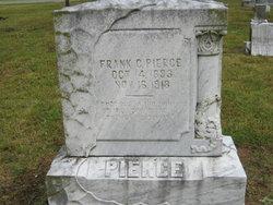 "Franklin Cicero ""Frank"" Pierce"