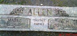 "Archibald ""Arch"" Allen, Jr"