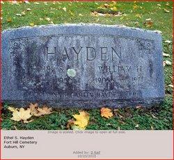 Minnie Carter Hayden