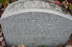 Ruth A. <I>Buck</I> Allen