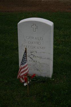 Gerald David Feldkamp