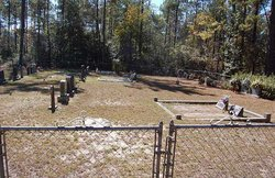 Old Green Lodge Cemetery