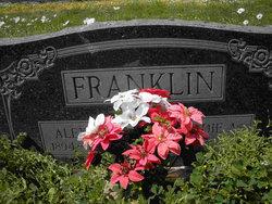 Addie Ann <I>Henry</I> Franklin