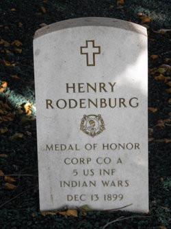 CPL Henry Rodenburg
