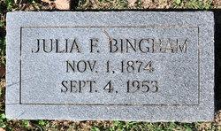 Julia Florence Bingham
