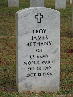 Troy James Bethany