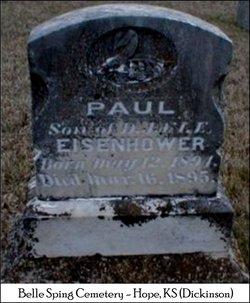 Paul Dawson Eisenhower