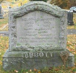 Mary Josephine <I>Wright</I> Abbott