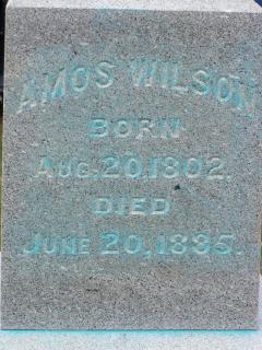 Amos Aaron Wilson