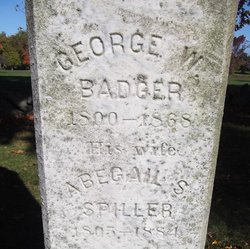 George Washington Badger
